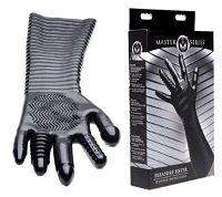 Unterarm Fist Handschuh mit Stimulationsfingern