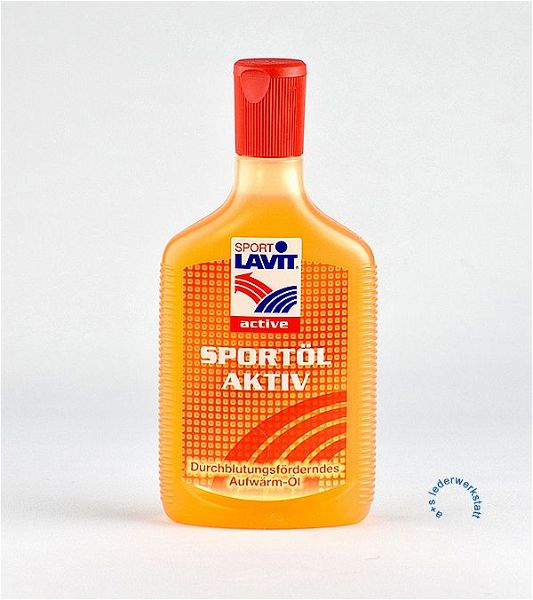 Sportöl Aktiv Aufwärmöl 200 ml