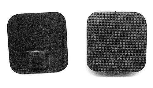 Karbon-Elektroden (1 Paar