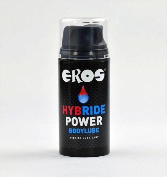 Hybrid-Gleitgel Silikon/Wasser Hybride Power EROS