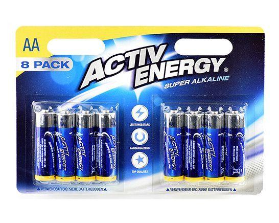 Batterien 1.5 V AA