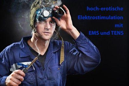 Elektrostimulation erotisch