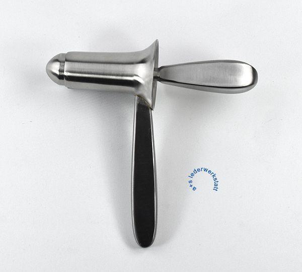 Anusscope Metall zweiteilig