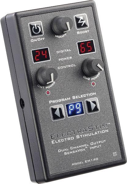 SensaVox ElectraStim Elektrosex-Maschine