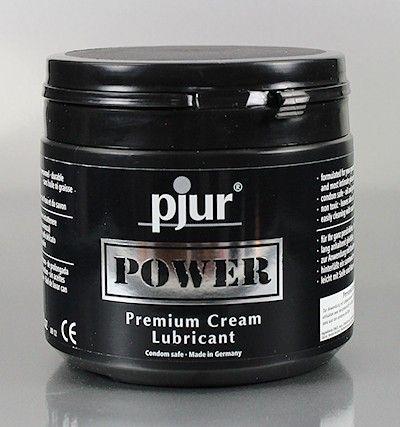 Pjur Power Premium Cream 500 ml