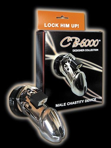 Male Chastity Device CB-6000