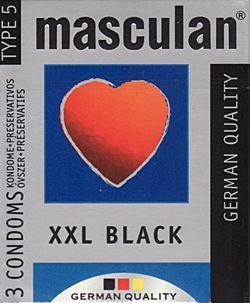 Masculan XXL Kondome