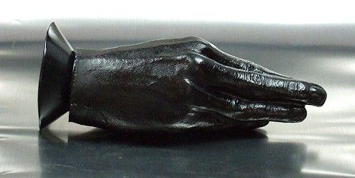Fisthand black