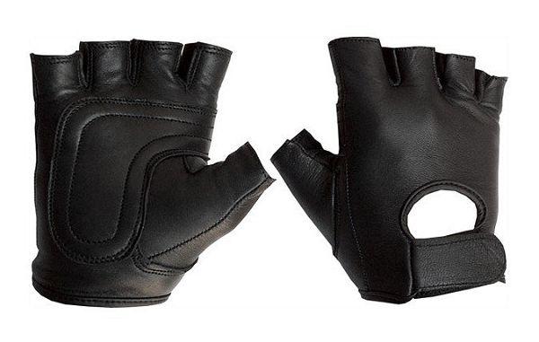 Chopper-Handschuhe Leder