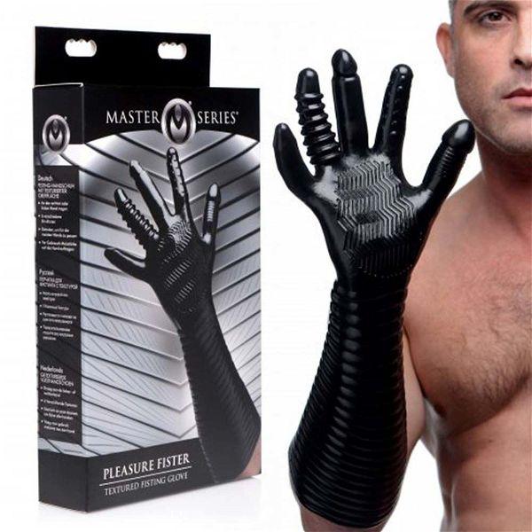 Pleasure Fister Handschuh mit Textur