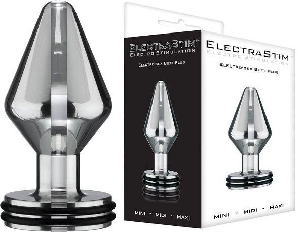 Elektrosex Butt Plug ElectraStim EM2196