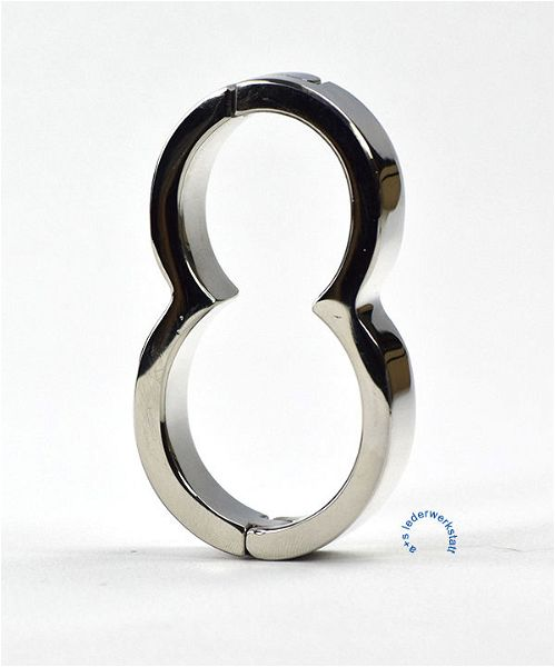 Super Acht Metall Cockring