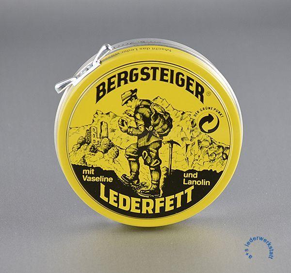 Lederfett Bergsteiger